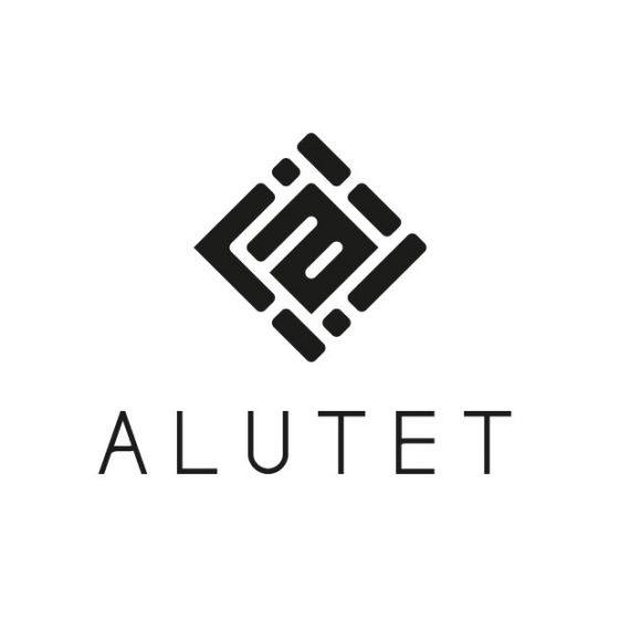 diseño logo Alutet