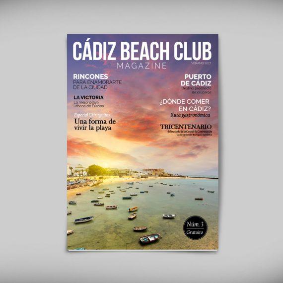 Diseño editorial Cádiz