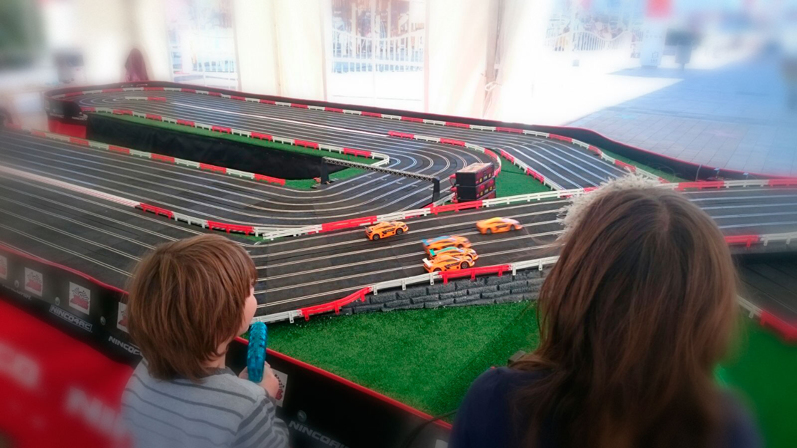 Scalextric - Luz Shopping -