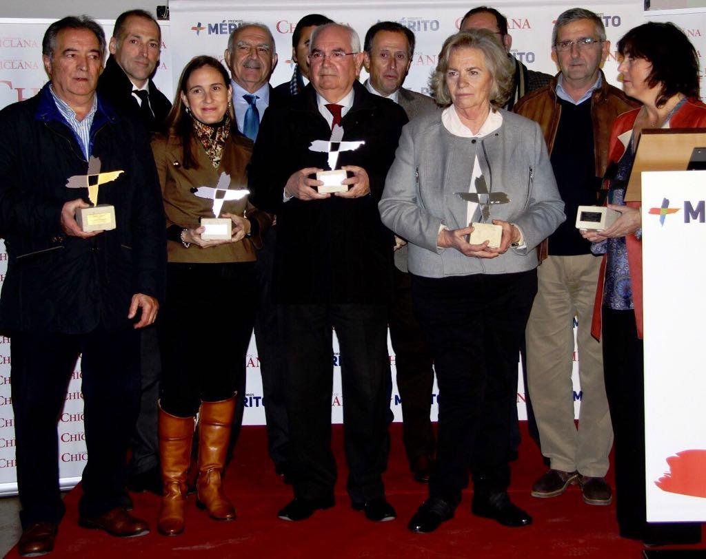 Entrega Premios +Mérito